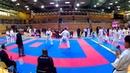 MS UWK 2015 Slovenia kumite rotation team CZE CAOKK vs EGY