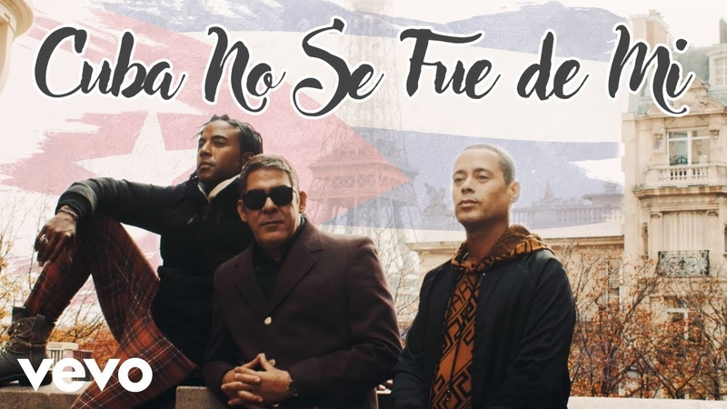 Orishas Cuba No Se Fue de Mi Official Music Video