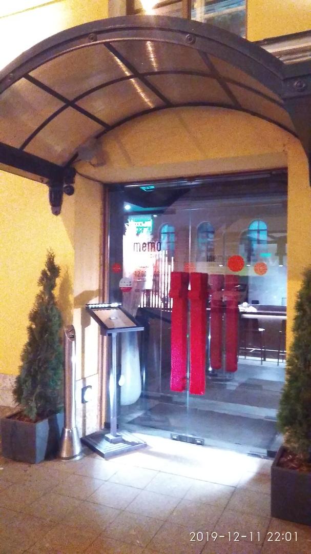 Ресторан Memo  на Малой Морской, 23