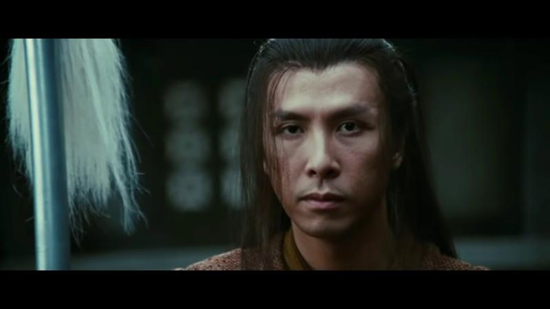Красивая схватка Джета Ли Jet Li Li Lian Jie и Донни Йена Zhēn Zǐdān Герой 2002 Hero