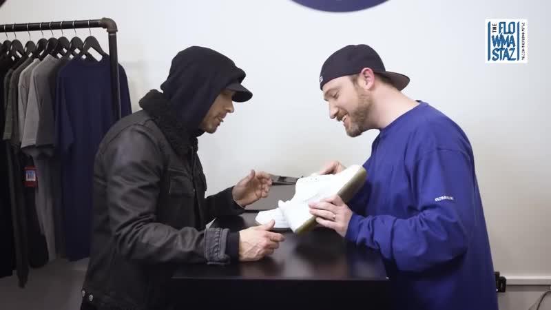 Flowmastaz Eminem отдаёт свои кроссы Русский язык Flowmastaz