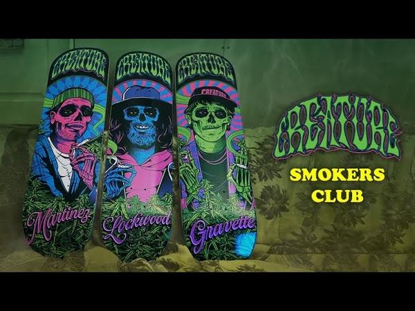 The Smoker's Club featuring Milton Martinez Cody Lockwood and David Gravette