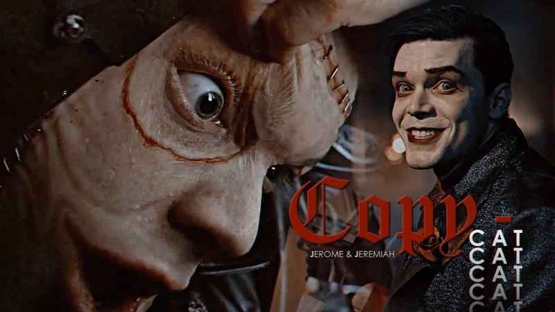 JEROME JEREMIAH VALESKA | Gotham | copycat