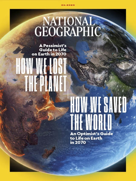 National Geographic USA 04.2020