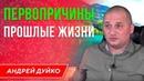 ПЕРВОПРИЧИНЫ И ПРОШЛЫЕ ЖИЗНИ Андрей Дуйко Школа Кайлас 1 ступень 2018
