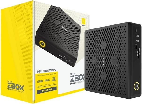 Мини-ПК серии Zotac ZBox Magnus EN получили