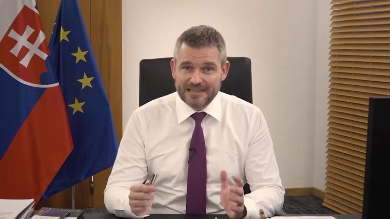 Pellegrini reaguje Pre liberálov z PS Spolu a SAS je pomoc dôchodcom a rodinám zločinom