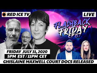 Ghislaine Maxwell Court Docs Released - FF Ep87