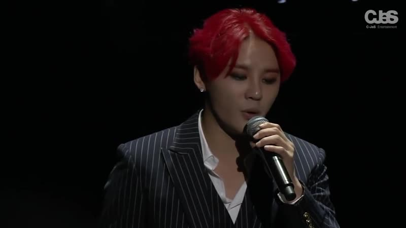 김준수 연말콘서트 최고의 커버곡은؟! TOP3 영상 大공개