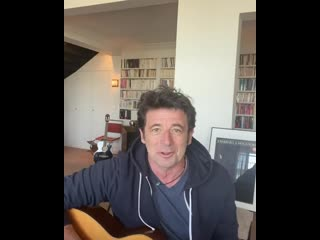 Patrick Bruel_Stand up @home