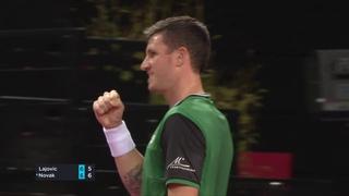 OPEN SUD DE FRANCE 2021 - Dusan Lajovic vs Novak Djokovic - 2ème tour - Highlights