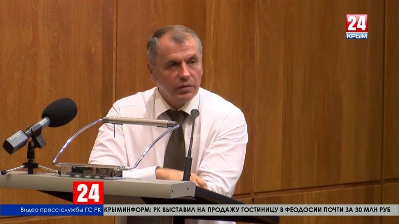 В. Константинов: «Строительство - не просто профессия. Это наука созидать»