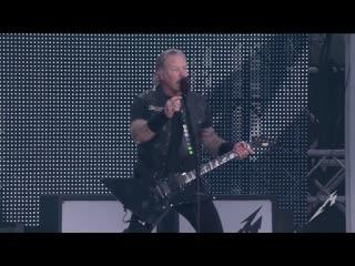 Metallica the four horsemen (tartu, estonia july 18, 2019)