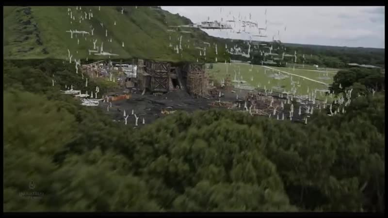 Behind The Magic The Visual Effects of Noah ILMVFX