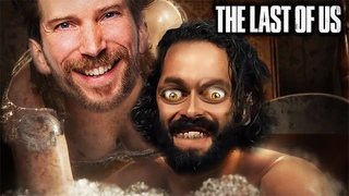 Troy Baker DELAYS The Last of Us 2 cus he's a NAUGTHY DOG - The Last of Us (RETRO REPLAY EDIT)