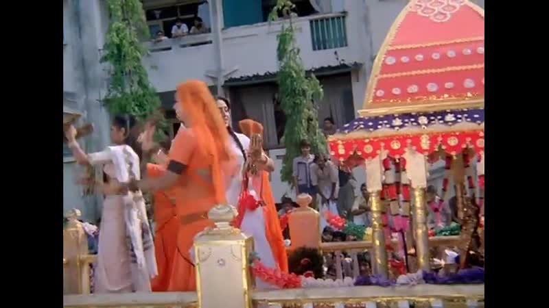 Amne Samne Unchi Neechi Palkhi Bindiya Goswami Mithun Chakraborty Bollywood Devotional Song