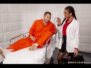Brazzers - Jailhouse Fuck 4 / Kira Noir & Scott Nails / NewPorn2020