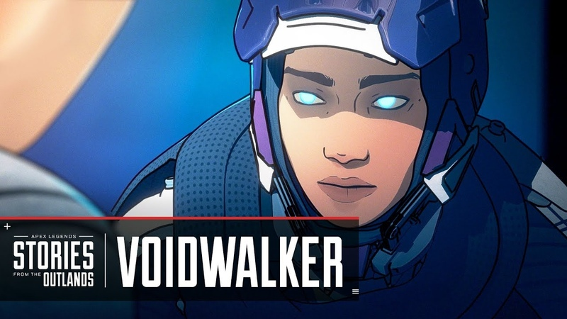 Apex Legends Stories from the Outlands Voidwalker""