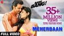 Meherbaan Full Video BANG BANG feat Hrithik Roshan Katrina Kaif Vishal Shekhar