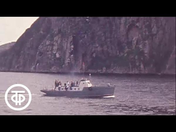 Мидии в Арктике Эфир 17 09 1977