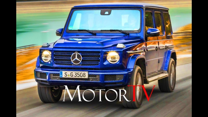 2019 MERCEDES-BENZ G 350 d l Point of entry to the G-Class without compromises