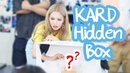 Which KARD Member is a SCAREDY CAT! KARD Hidden Box @ Idol Cafe