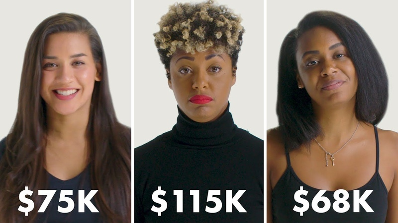 Women with Different Salaries on Donating to Charity   Glamour vk.comtopnotchenglish