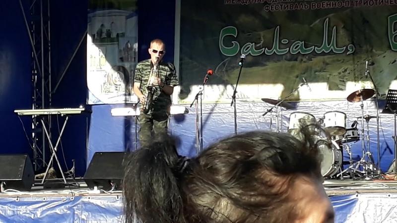 Влад Самарский саксофонист
