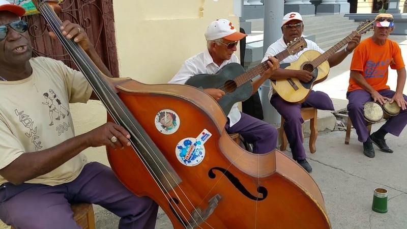 'Chan Chan' | Los Jubilados del Caribe | Santiago de Cuba