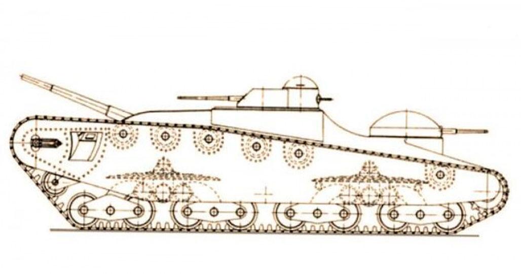 Советский тяжелый танк