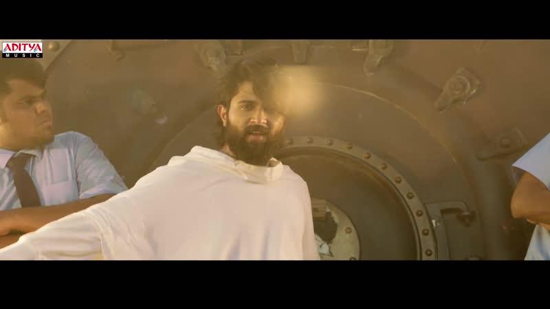 Nuvve Hero Music Video ¦ Meeku Maathrame Cheptha ¦ Vijay Devarakonda¦ Tharun Bhascker¦Vani Bhojan