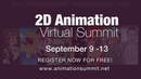 2D Animation Virtual Summit   About the Summit