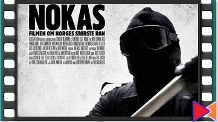 Большое скандинавское ограбление [Nokas] (2010)