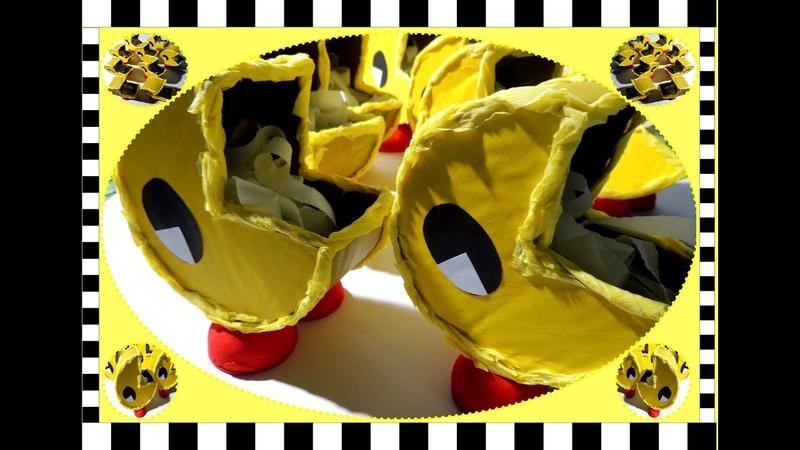 Dulceros Carameleros Pac Man y sus aventuras Come caramelos