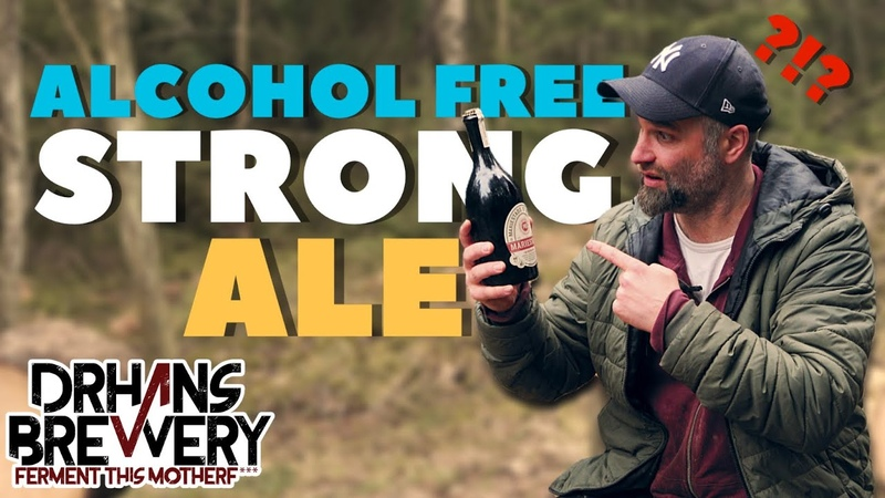 Alcohol Free Strong Ale $7 Beer