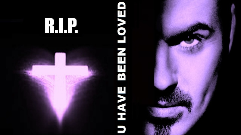 George Michael - You have been Loved 'Lyrics on Screen' R.I.P.