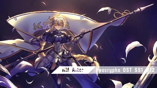 Fate/Apocrypha OST #12 - Where it begins Entended