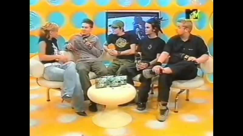 MTV Select   The Rasmus on Evanescence (27-06-2003)