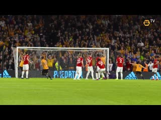 Ruben neves equaliser against united last night from the best angle