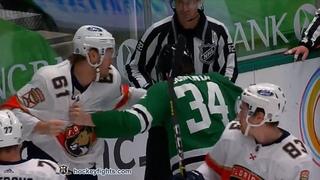 Riley Stillman vs Denis Gurianov Mar 28, 2021