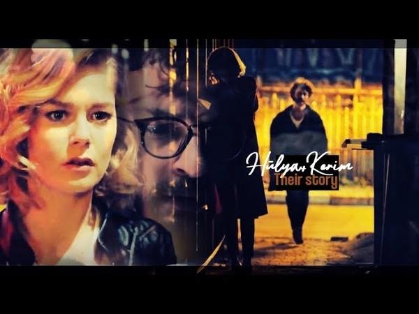 Hülya Kerim Their story ❤️ Hayat Şarkısı