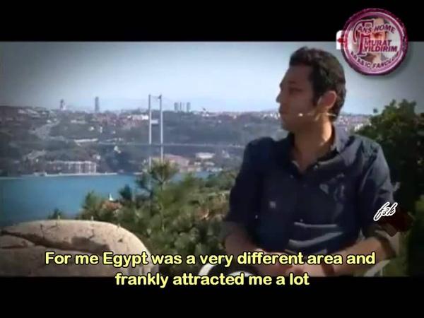 Murat Yildirim On El Hayat Turkey Show Trailer