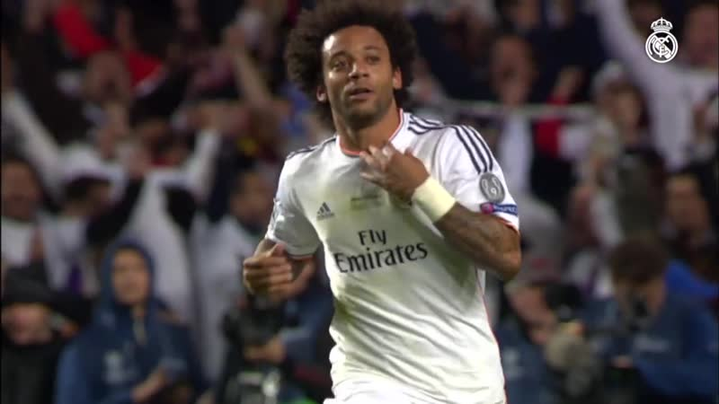 🔝 Marcelo_M12 is in his 14th season at Real Madrid C.F.! 🏆 20 trophies ⚽ 36 goals 🚩 486 appearances