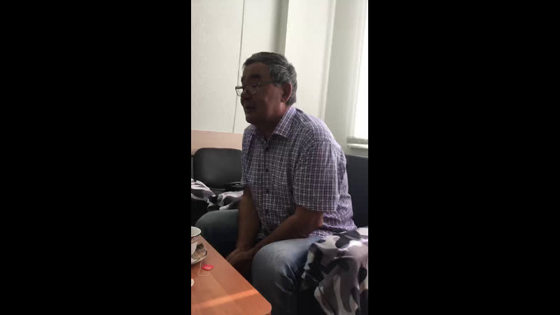 Самауырҙы йыҡҡансы Әхтәм Әбүшахманов