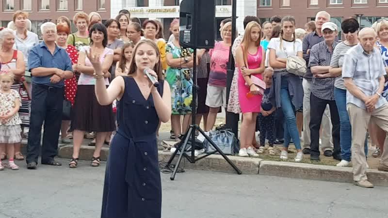 Мария Гарипова — Хороша была Танюша (С.Есенин)