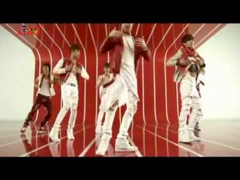 BEAST MV-RED for Japan Nongshim Shin Ramyun CF: RedBlack