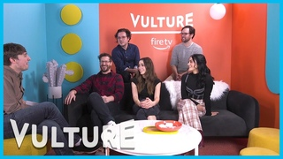 Andy Samberg, Camila Mendes, and Cristin Milioti Try to Spoil 'Palm Springs'