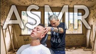 ASMR | INSTANT SLEEP WITH ASMR BARBER MASSAGE • THE VIP ROOM