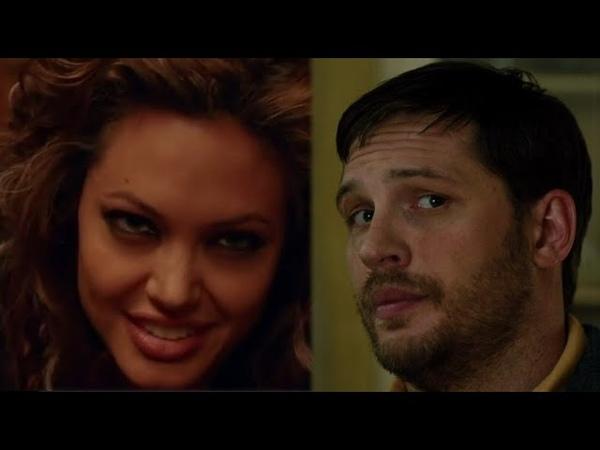 Tom Hardy Angelina Jolie Том Харди Анджелина Джоли