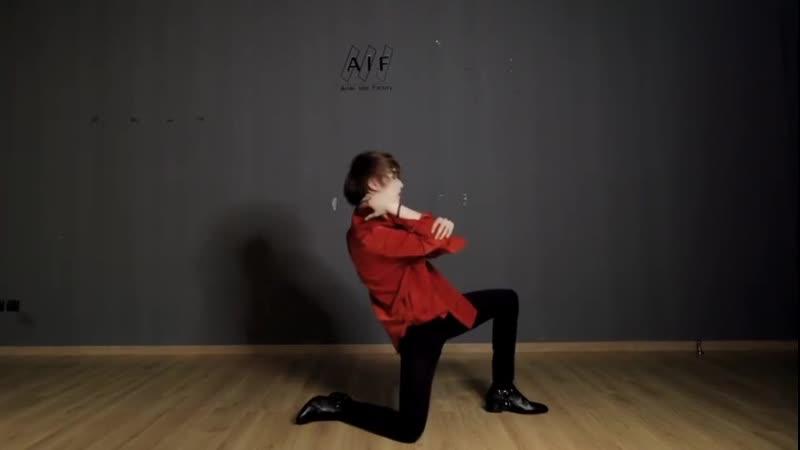 Yang Tairui Golden Age Ice Paper《心如止水》 dance